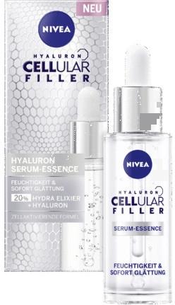 Siero - Nivea Hyaluron Cellular Filler Serum Essence — foto N1