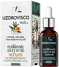 Profumi e cosmetici Siero viso idratante attivo - Uzdrovisco