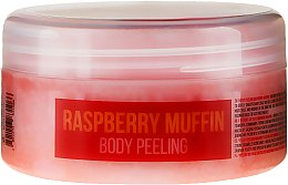 "Profumi e cosmetici Peeling corpo ""Torta di lamponi"" - Hristina Stani Chef'S Raspberry Muffin Body Peeling"