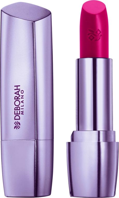 Rossetto - Deborah Milano Red Shine Lipstick