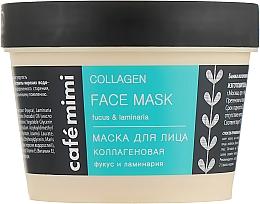 Profumi e cosmetici Maschera viso al collagene - Cafe Mimi Face Mask