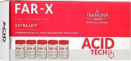 Profumi e cosmetici Siero viso rassodante per cure professionali - Farmona Professional Acid Tech Far-X Extra Lift Proffesional Care