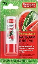 """Profumi e cosmetici Balsamo labbra """"Anguria succosa"""" - Fito Ricette tradizionali cosmetici"""