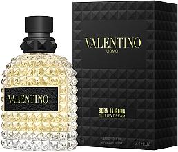 Profumi e cosmetici Valentino Born In Roma Uomo Yellow Dream - Eau de toilette