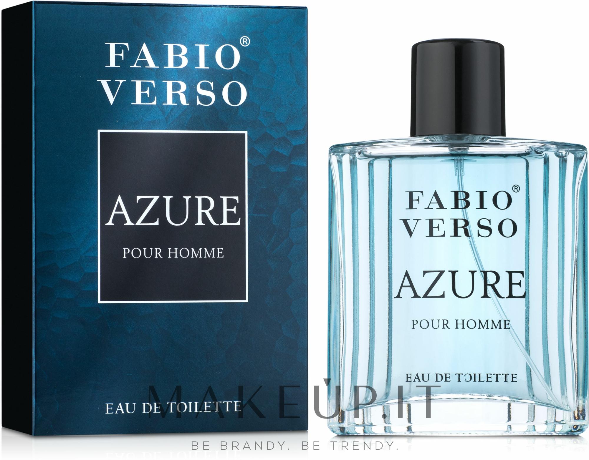 Bi-es Fabio Verso Azure Pour Homme - Eau de toilette — foto 100 ml