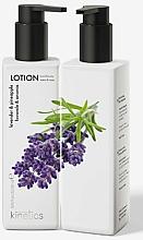 """Profumi e cosmetici Lozione nutriente mani e corpo """"Lavanda e ananas"""" - Kinetics Lavender & Pineapple Lotion"""