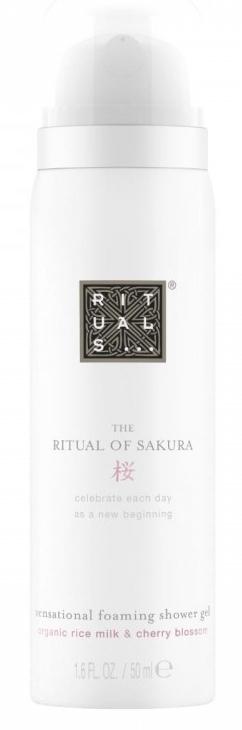 Schiuma da bagno - Rituals Sakura Foaming Shower Gel