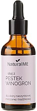 Profumi e cosmetici Olio di semi d'uva - NaturalME