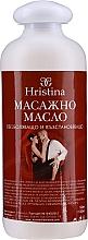 Profumi e cosmetici Olio da massaggio per corpo - Hristina Cosmetics Body Massage Oil