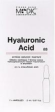 Profumi e cosmetici Fiale viso con acido ialuronico - Pierre Rene Medic Laboratorium Vital Serum