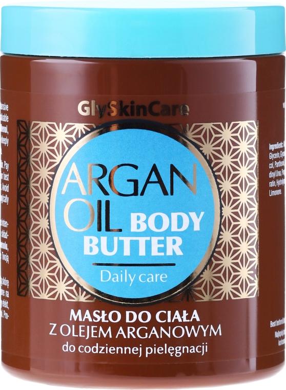 Burro corpo all'olio di argan - GlySkinCare Argan Oil Body Butter