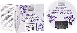 Profumi e cosmetici Crema viso antirughe - Bione Cosmetics Exclusive Organic Smoothing Anti-Wrinkle Cream With Q10
