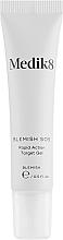 Profumi e cosmetici Gel per l'acne ad azione rapida - Medik8 Blemish SOS Rapid Action Target Gel