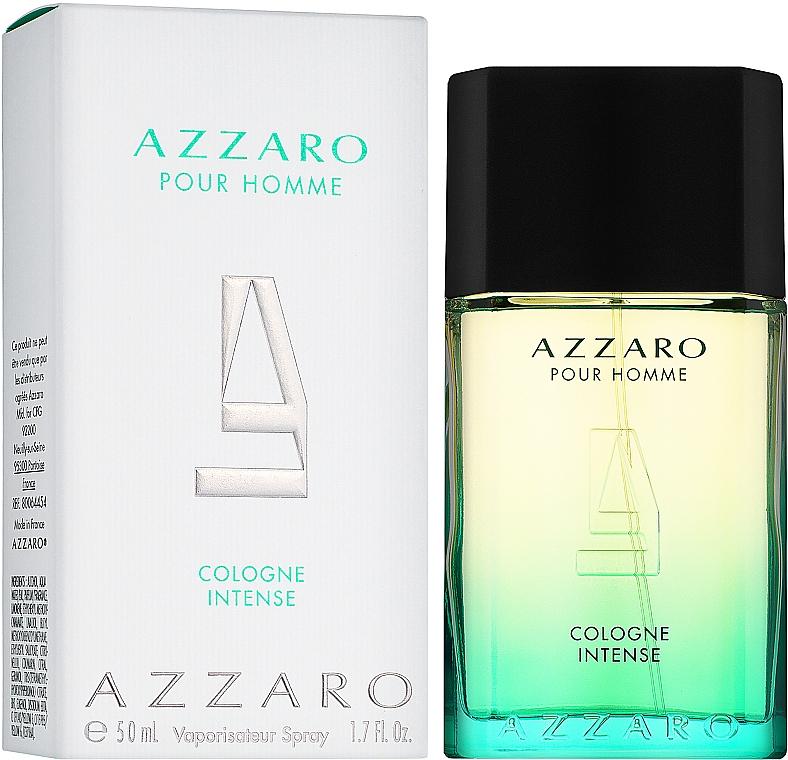 Azzaro Pour Homme Cologne Intense - Colonia — foto N2