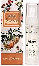 Profumi e cosmetici Frais Monde Pomegranate Flowers - Eau de toilette