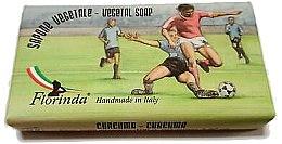 """Profumi e cosmetici Sapone naturale """"Calcio"""" - Florinda Sport & Spezie Natural Soap"""
