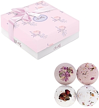 Profumi e cosmetici Set bombe da bagno - Chantilly Soft Rose