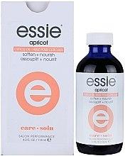 Profumi e cosmetici Olio di albicocca per cuticola - Essie Apricot Cuticle Oil