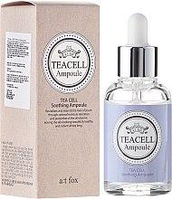 Profumi e cosmetici Siero lenitivo per viso - A:t Fox Teacell Face Serum