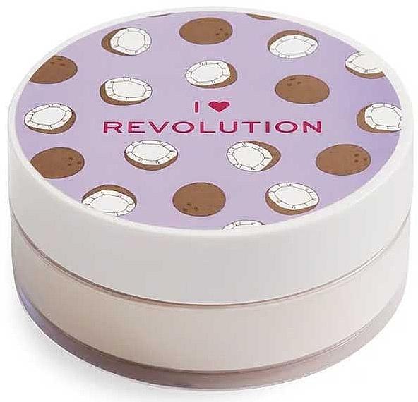 Cipria al cocco - I Heart Revolution Loose Baking Powder Coconut