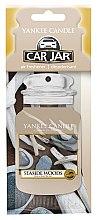 Profumi e cosmetici Aromatizzatore auto - Yankee Candle Car Jar Seaside Woods