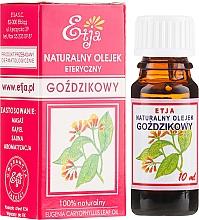Profumi e cosmetici Olio essenziale naturale di chiodi di garofano - Etja Natural Essential Oil