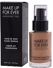 Fondotinta - Make Up For Ever Liquid Lift Foundation — foto N2