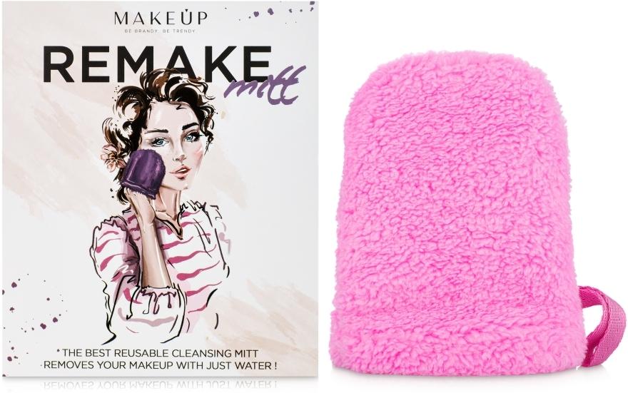 "Guanto struccante, rosa""ReMake"" - MakeUp"