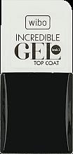 Profumi e cosmetici Gel Top Coat - Wibo Incredible Gel Top Coat