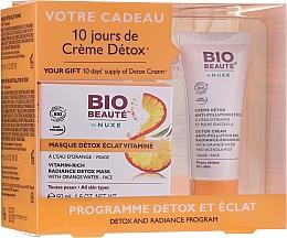 Profumi e cosmetici Set per viso - Nuxe Detox Set (mask/50ml+cream/15ml)