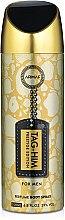 Profumi e cosmetici Armaf Tag-Him Prestige Edition - Deodorante