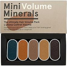 Profumi e cosmetici Set - Original & Mineral Mini Volume Kit (shm/50ml + shm/50ml + h/cond/50ml + h/mask/50ml + h/mask/50ml)