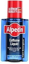 Profumi e cosmetici Tonico con caffeina per capelli - Alpecin Liquid