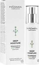 Profumi e cosmetici Crema rigenerante, da notte - Madara Cosmetics EcoFace