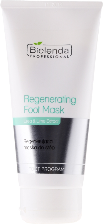 Maschera rigenerante piedi - Bielenda Professional Foot Program Regenerating Foot Mask