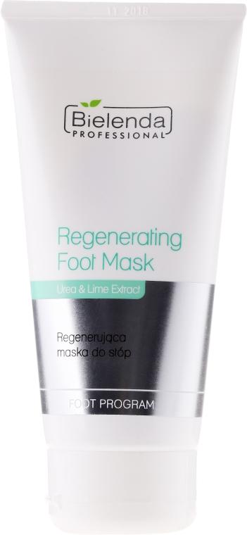 Maschera rigenerante piedi - Bielenda Professional Foot Program Regenerating Foot Mask