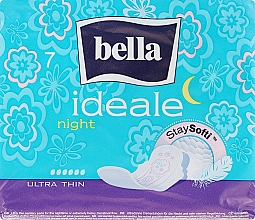 Profumi e cosmetici Assorbenti Ideale Ultra Night StaySofti, 7 pz - Bella