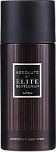 Profumi e cosmetici Avon Absolute by Elite Gentleman - Deodorante