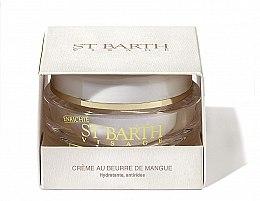 Profumi e cosmetici Crema con estratto di mango per pelli secche - Ligne St Barth Enriched Mango Butter Cream