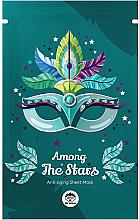 Profumi e cosmetici Maschera viso in tessuto - Dr Mola Among The Stars Anti-Aging Mask