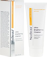 Profumi e cosmetici Crema per la delicata pulizia del viso - Neostrata Enlighten Ultra Brightening Cleanser