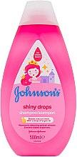Profumi e cosmetici Shampoo per bambini - Johnson's Baby Shiny Drops Shampoo