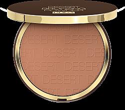 Profumi e cosmetici Cipria abbronzante compatta - Pupa Desert Bronzing Powder