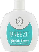 Profumi e cosmetici Breeze Squezee Deodorante White Musk - Deodorante corpo