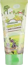 "Profumi e cosmetici Schiuma detergente ""Spumante d'uva verde"" - Esfolio Sparkling Green Grape Foam Cleanser"