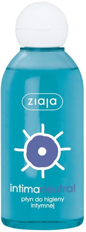 Detergente intimo neutro - Ziaja Intima Gel