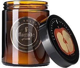 """Profumi e cosmetici Candela profumata in barattolo """"Charlotte"""" - Flagolie Fragranced Candle Apple Pie"""