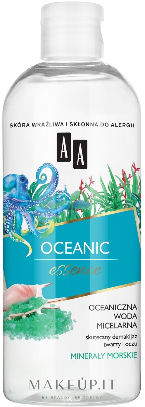 Acqua micellare - AA Oceanic Essence — foto 400 ml