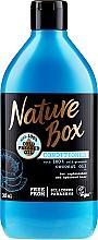 Profumi e cosmetici Balsamo per capelli con olio di cocco - Nature Box Coconut Oil Conditioner
