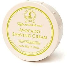 "Profumi e cosmetici Crema da barba ""Avocado"" - Taylor of Old Bond Street Avocado Shaving Cream Bowl"